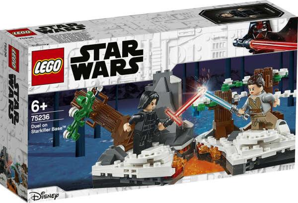 Конструктор LEGO Star Wars 75236 Битва при базе «Старкиллер»