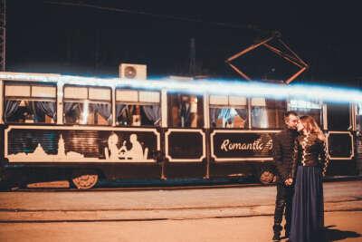 Romantic/Трамвай-кафе Пермь