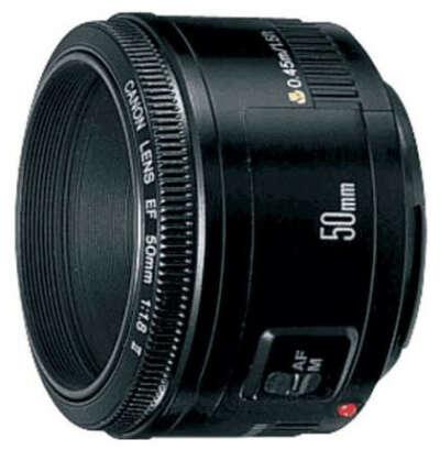 CanonEF 50mm f/1.8 II