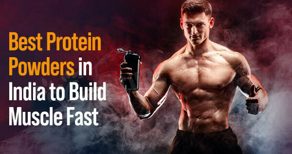 Top 10 Best Protein Powder in India (With Comparison) - Nature Sutra
