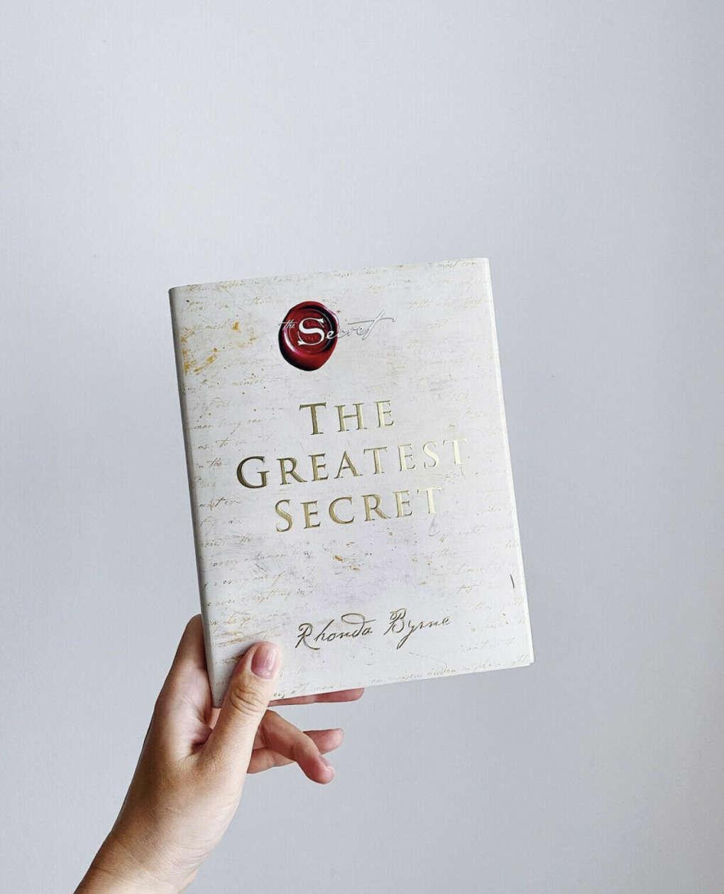 Книга Ронды Берн «Величайший секрет»