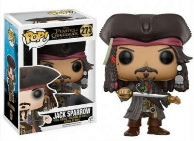 FUNKO Pop! Disney: Pirates of the Caribbean - Jack Sparrow / Фигурка Фанко Поп! Дисней: Пираты Карибского моря - Джек Воробей