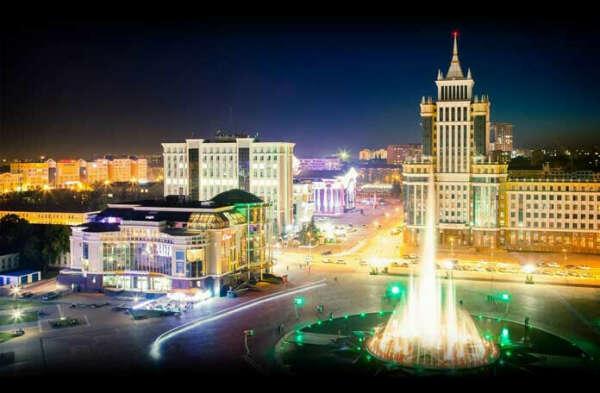 Поездка в Саранск