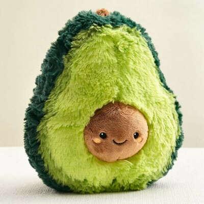 плюшевое авокадо