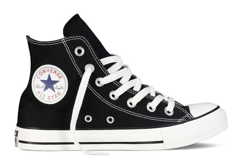 Кеды Converse (конверс) Chuck Taylor All Star M9160 черные