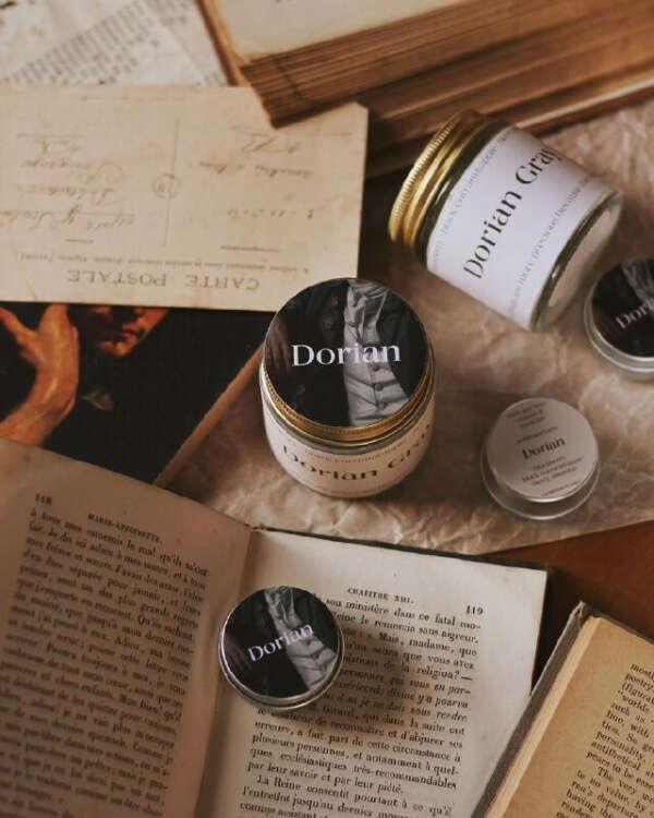 Сюжетные ароматические свечи