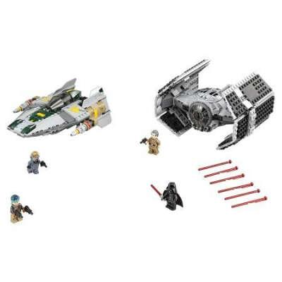 LEGO 75150 Star Wars TM Усовершенствованный истребитель СИД Дарта Вейдера против Звёздного Истребителя A-Wing