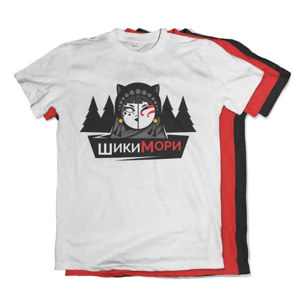 фирменная футболка shikimori