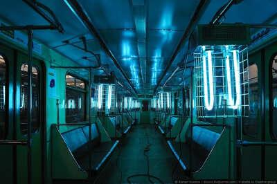 Ночная экскурсия по метро