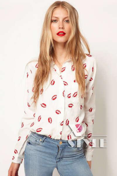 Рубашечка с губками