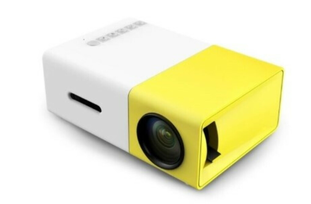 "luxenmart.com is offering ""Ultra Portable Projector"" at affordable price."