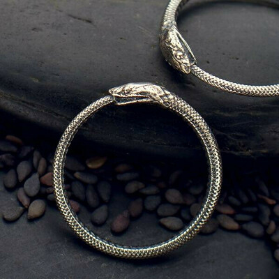 Basilisk Sterling Silver ring