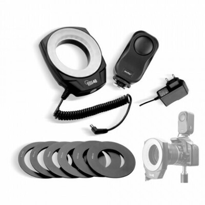 Grifon LED-48 осветитель для фотокамеры кольцевой