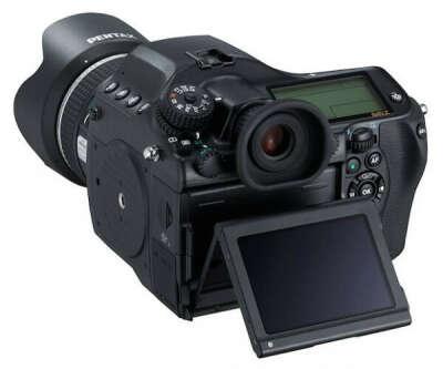 Среднеформатная фотокамера Pentax 645Z