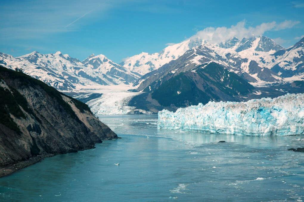 Пройтись по леднику