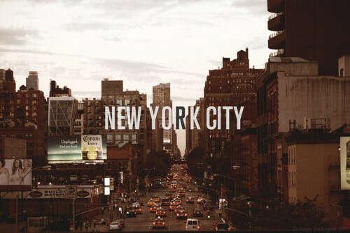 Travel to New York City