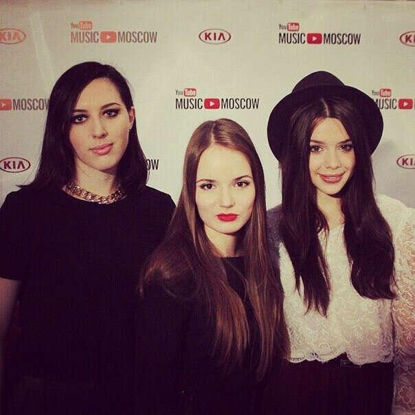 Встретится с Катей Клеп, Сашей Спилберг и Maria Way♥