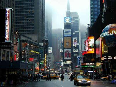 Поехать в Нью-Йорк