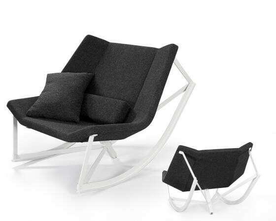 Кресло-качалку для двоих