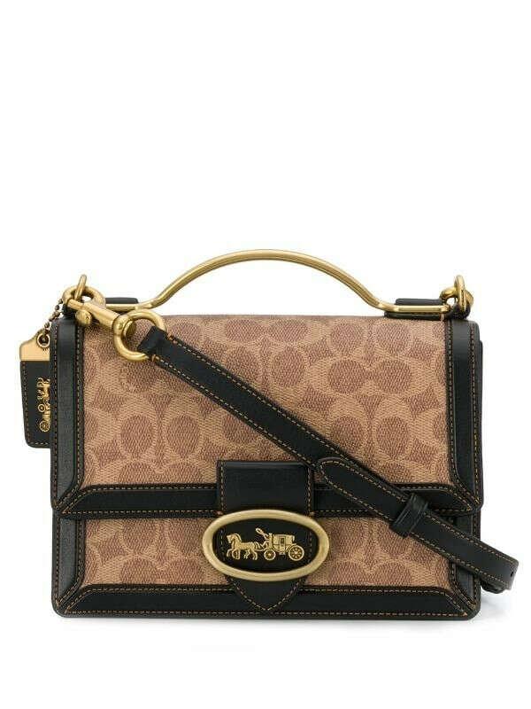 Coach сумка Riley 22 с верхней ручкой