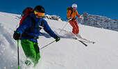 Горные лыжи Volkl +палки+маска
