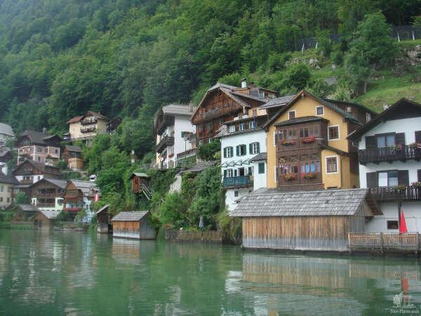 Побывать в Гальшате, Австрия