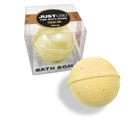 Bath Bomb – Fresh Air