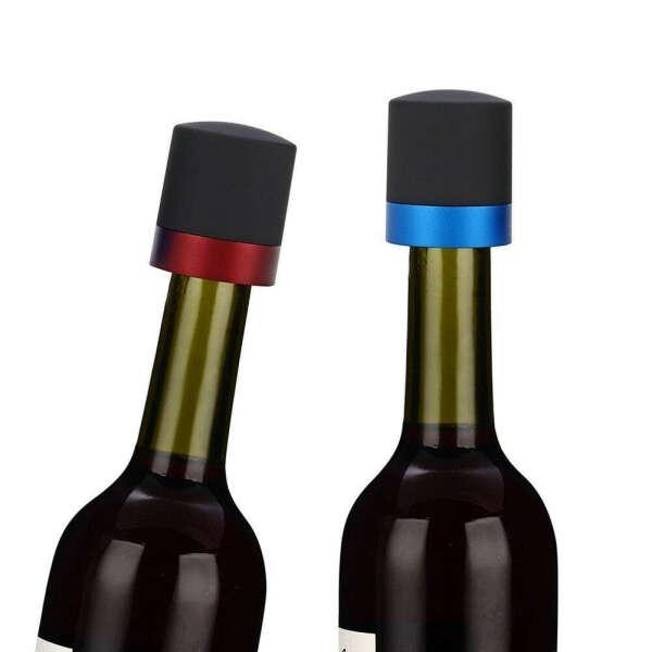 Вакуумная пробка для вина и шампанского