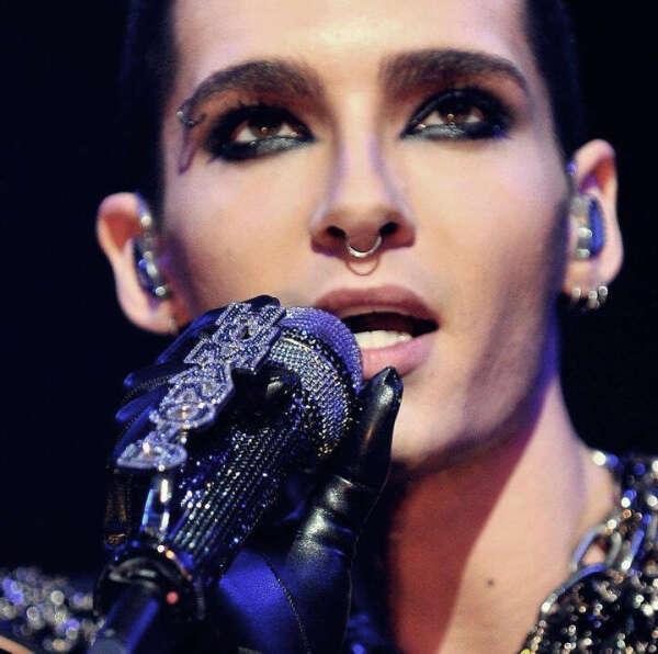 на концерт Tokio Hotel