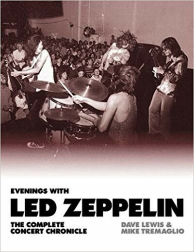 Dave Lewis - Evenings with Led Zeppelin