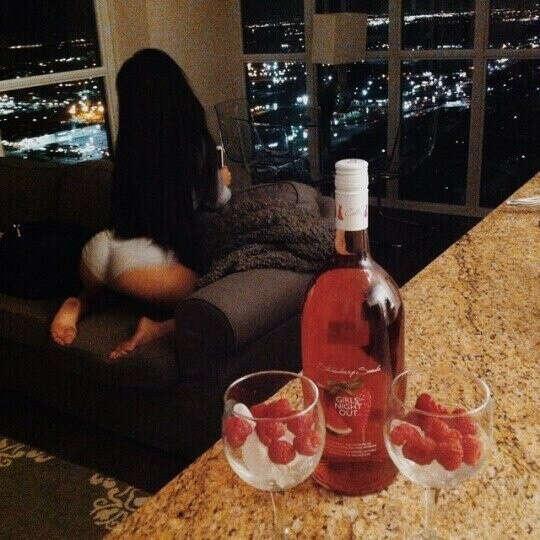 Шикарная ночь в отеле