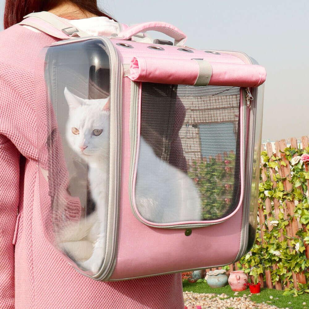 Рюкзак для переноски кошек