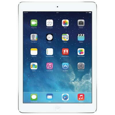 Планшет Apple iPad Air 64Gb Wi-Fi + Cellular Silver (MD796)