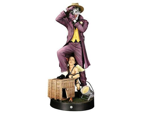 Детектив Комикс— Джокер, статуэтка