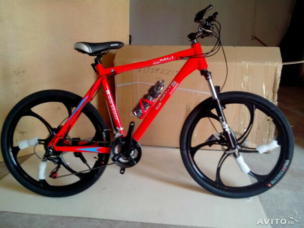 велосипед BMW*