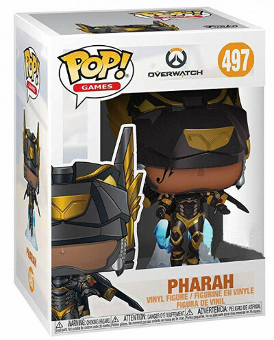 Фигурка Funko POP Games: Overwatch – Pharah (9,5 см)