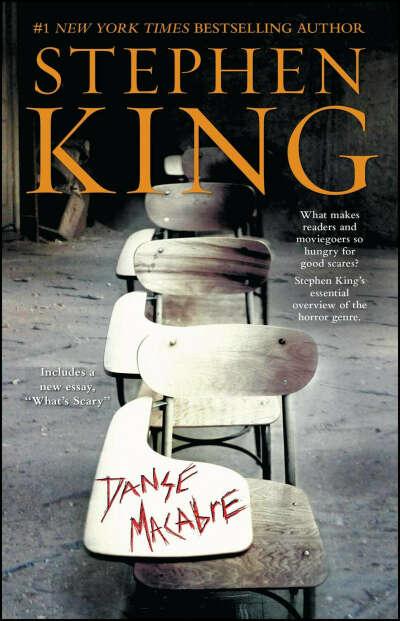 Danse Macabre, by Stephen King