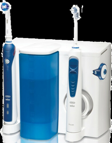 Зубной центр Oral-B Professional Care OxyJet + 3000