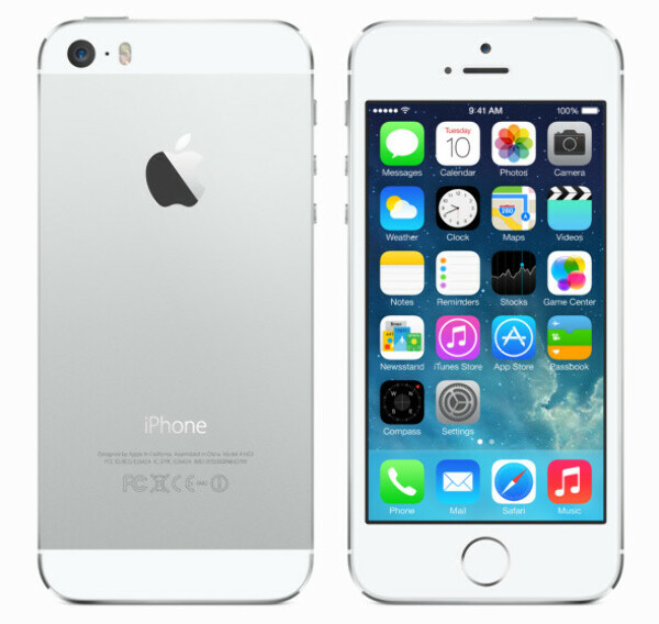 Apple Iphone 5s 32gb silver + LTE