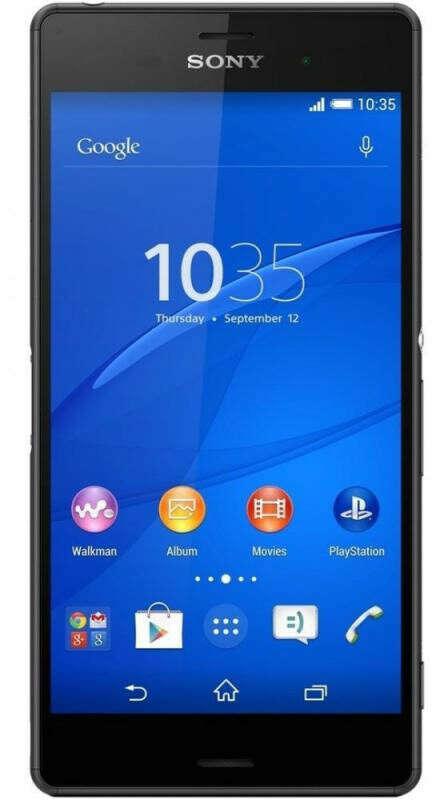 Хочу Sony Xperia Z3