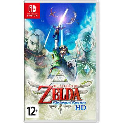Игра Nintendo The Legend of Zelda: Skyward Sword HD
