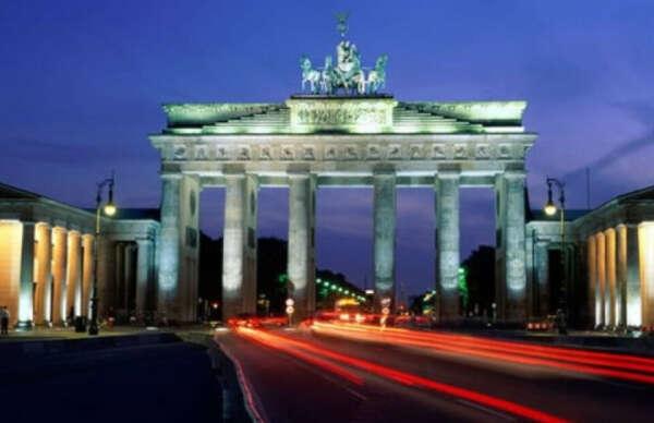 Хочу побывать в Берлине))))