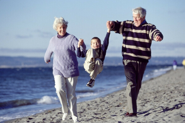 Сделать счастливыми родителей - отдохнуть с ними