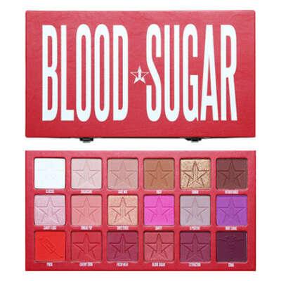 JEFFREE STAR COSMETICS  Blood Sugar Eyeshadow Palette