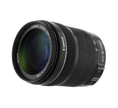 Объектив Canon 18-135mm STM
