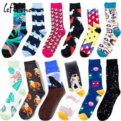 Много крутых и нестандартных носков