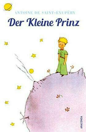 Der Kleine Prinz, Saint Exupery