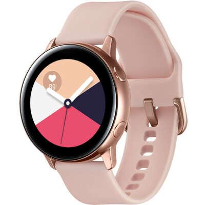 Смарт-часы Samsung Galaxy Watch Active SM-R500 Нежная пудра