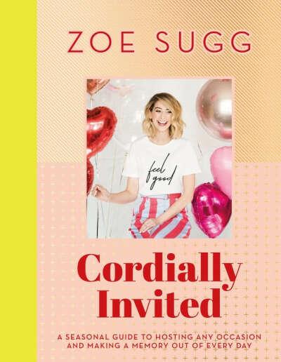 Cordinally invited Zoe Sugg
