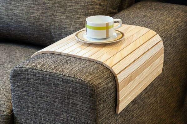 Sofa Tray Table natural